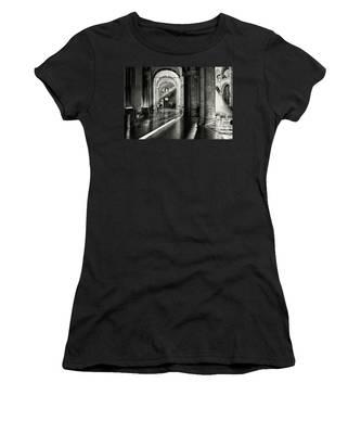 Sunbeam Inside The Church Women's T-Shirt