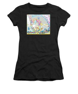 Sunrise Over The City Women's T-Shirt