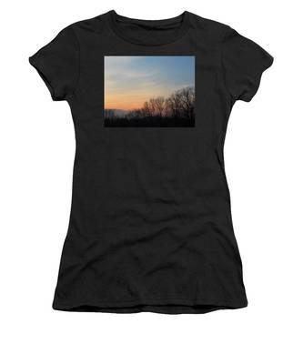 Fall Sunset Women's T-Shirt