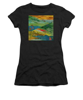 Sunset Sails 3 Women's T-Shirt