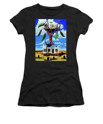 Talk Of The Town Women's T-Shirt