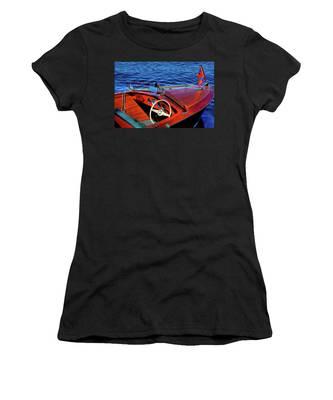 The 1958 Chris Craft Women's T-Shirt