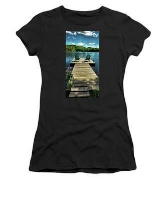 The Adirondacks Women's T-Shirt