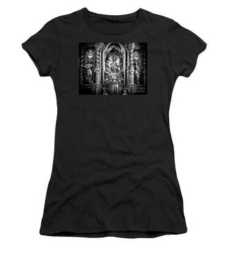 The Assumption Of Mary Pilgrimage Church Women's T-Shirt