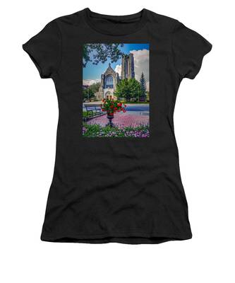 The Church In Summer Women's T-Shirt