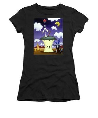 The Courtship Women's T-Shirt