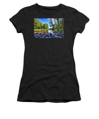 The Raquette River Women's T-Shirt