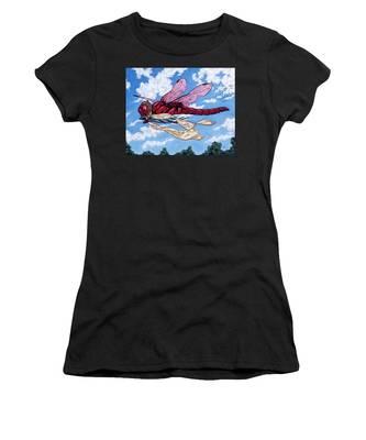 The Red Baron Women's T-Shirt