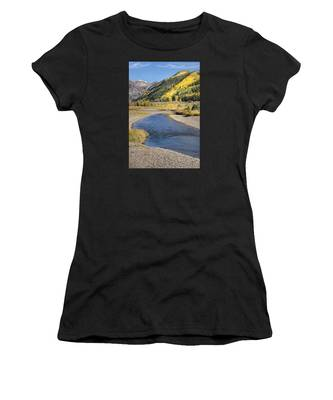 The San Miguel In Autumn Women's T-Shirt