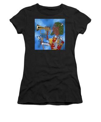 The Trumpiter Women's T-Shirt