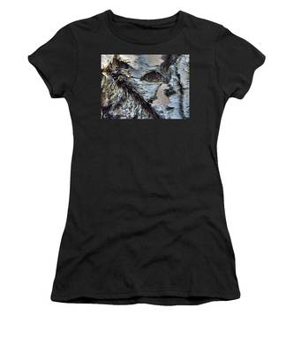 The Watcher In The Wood Women's T-Shirt