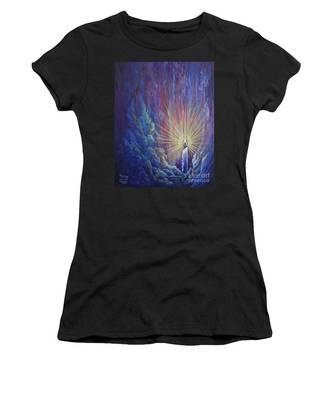 This Little Light Of Mine Women's T-Shirt by Nancy Cupp