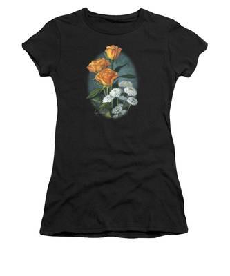 Three Roses Women's T-Shirt