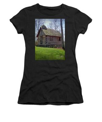 Tom's Country Church And School Women's T-Shirt