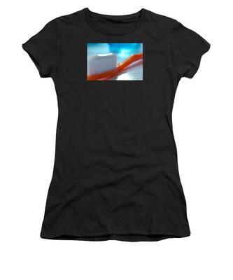 Toothbrush Women's T-Shirt