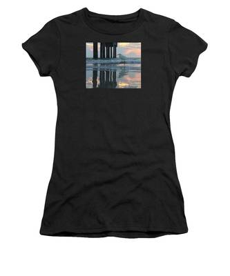 Tranquil Reflections Women's T-Shirt