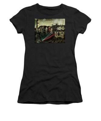 Tribute To Italy Women's T-Shirt