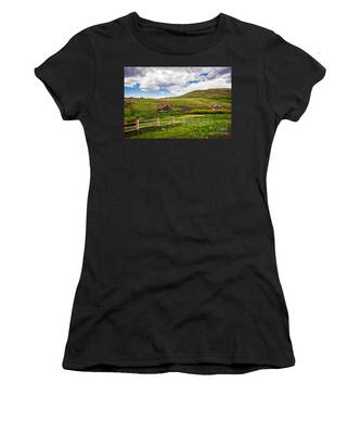 True Grit Ranch Women's T-Shirt