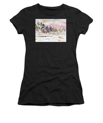 Twilight Serenade I Women's T-Shirt