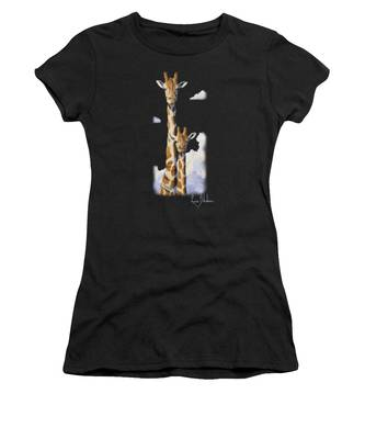 Two Heads In The Clouds Women's T-Shirt