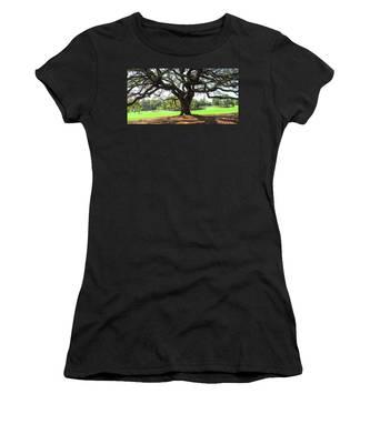 Under An Augusta Oak Women's T-Shirt
