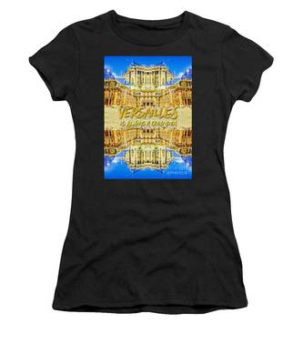 Versailles Is Always A Good Idea Paris France Women's T-Shirt