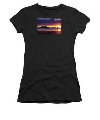 Wales Gower Coast Helvetia Women's T-Shirt