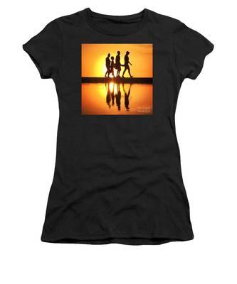 Walking On Sunshine Women's T-Shirt