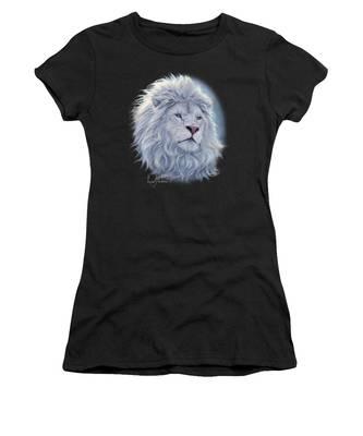 White Lion Women's T-Shirt