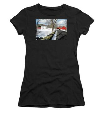 Whittier Birthplace Women's T-Shirt