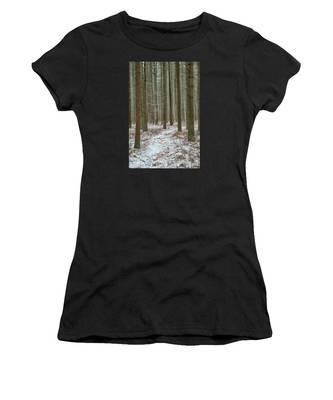 Winter's Trail Women's T-Shirt
