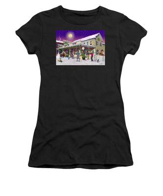 Zebs General Store In North Conway New Hampshire Women's T-Shirt