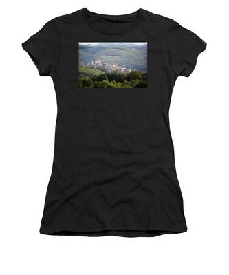 Chateau Beynac, France Women's T-Shirt