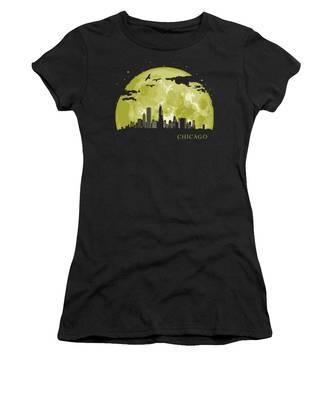 Illinois Women's T-Shirts