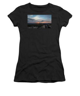 Just Before Sundown Women's T-Shirt