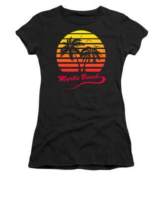 Sunset Women's T-Shirts