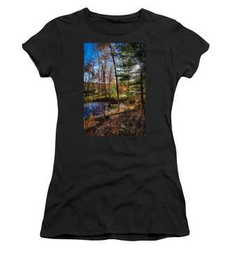 October Late Afternoon Women's T-Shirt