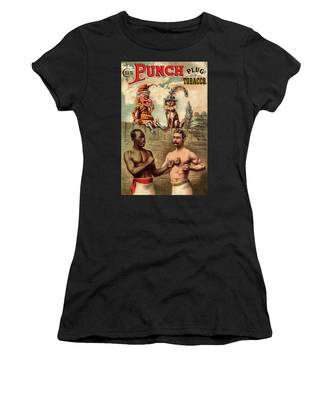 Punch Plug Tobacco Women's T-Shirt