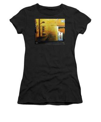Shadows On The Wall Women's T-Shirt