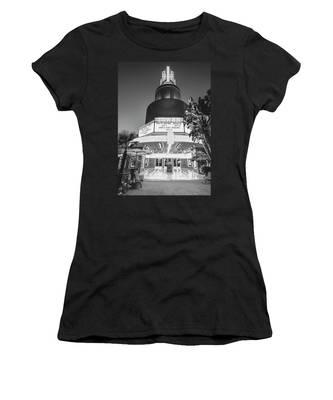 Tower In Silence- Women's T-Shirt