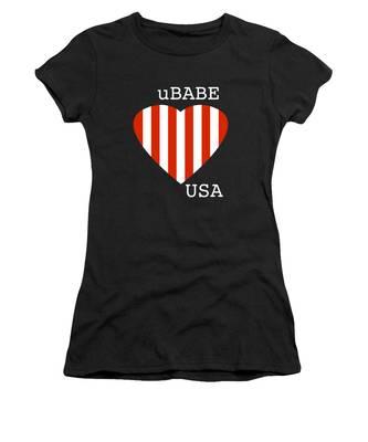 uBABE USA Women's T-Shirt