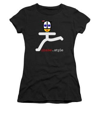Ubae Style Runner Women's T-Shirt