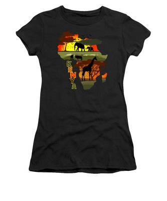 Grass Women's T-Shirts