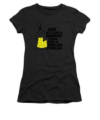 Bowling Ball Women's T-Shirts