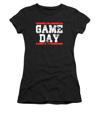 Baseball Game Women's T-Shirts