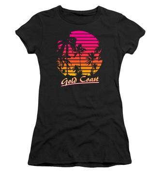 Coast Women's T-Shirts