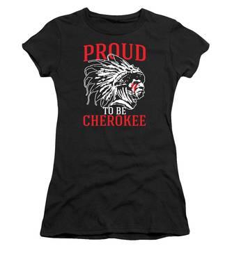 Indigenous Women's T-Shirts