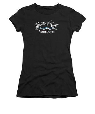British Columbia Women's T-Shirts