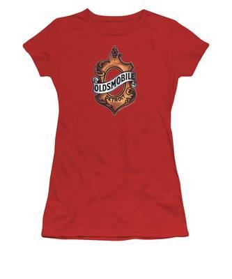 Detroit Women's T-Shirts