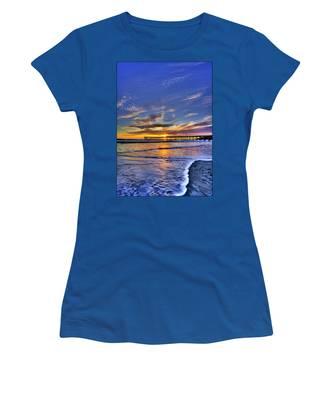 Cayucos Sunset Women's T-Shirt